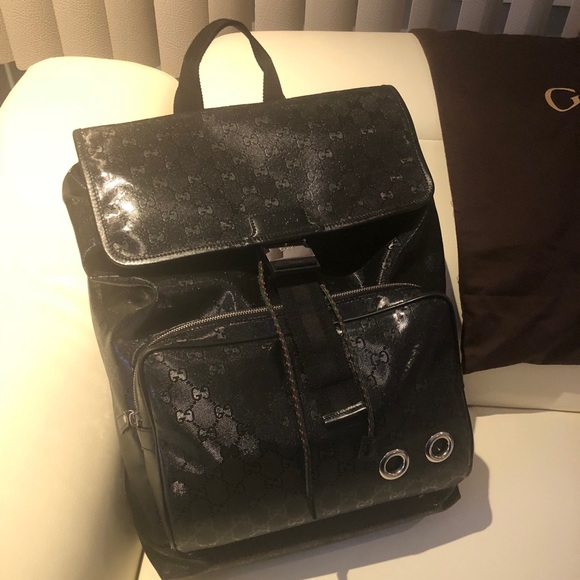 fb32c3bef6ed Gucci Bags | 500 By Backpack | Poshmark